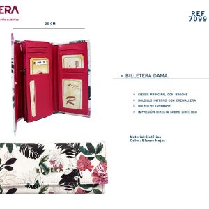 Billetera Dama REF 7099