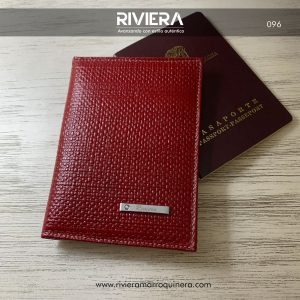 Porta-Pasaporte para dama 096
